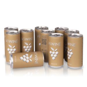 Vi WINE - Secco - 10 pack - Secco v plechovce
