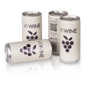 Vi WINE - White - 4 pack - Víno v plechovce