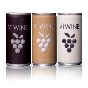Vi WINE - Starter pack - víno v plechovce