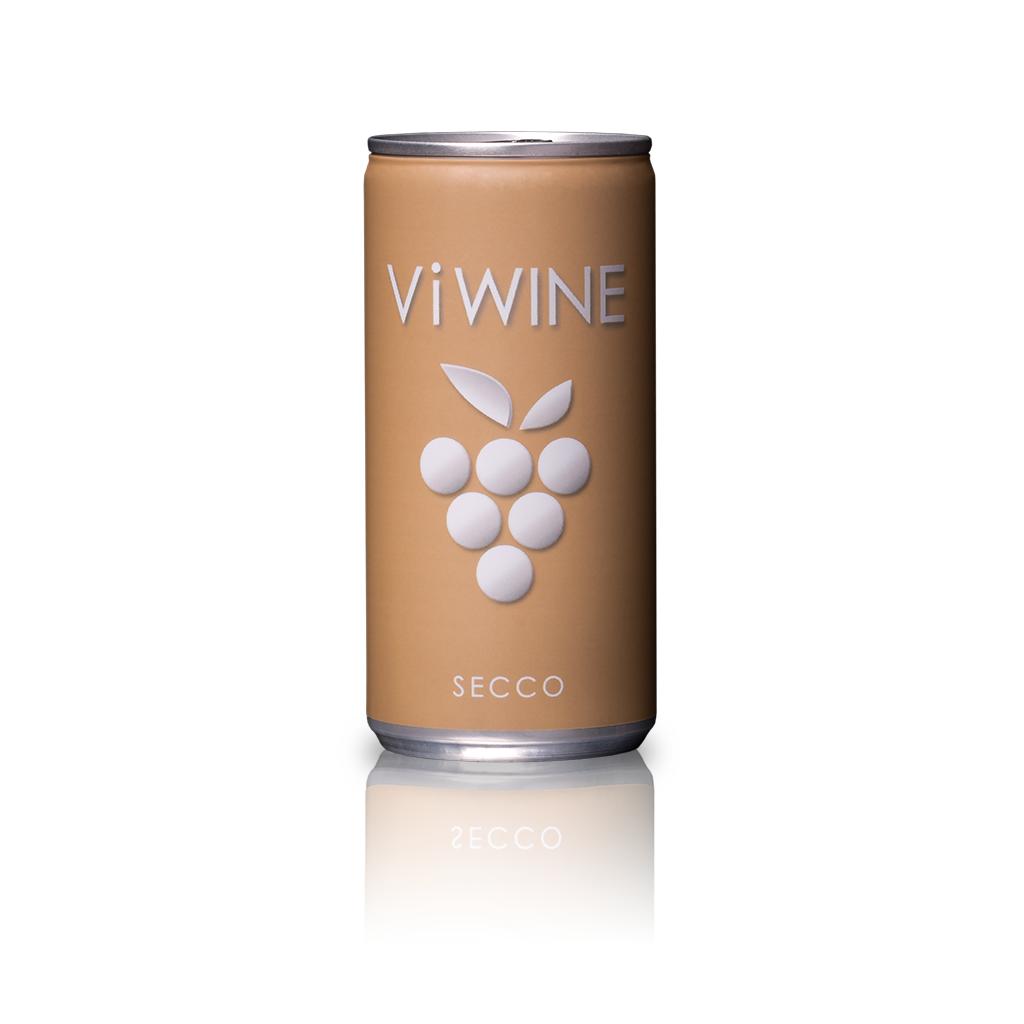 Vi WINE - Secco - Secco v plechovce